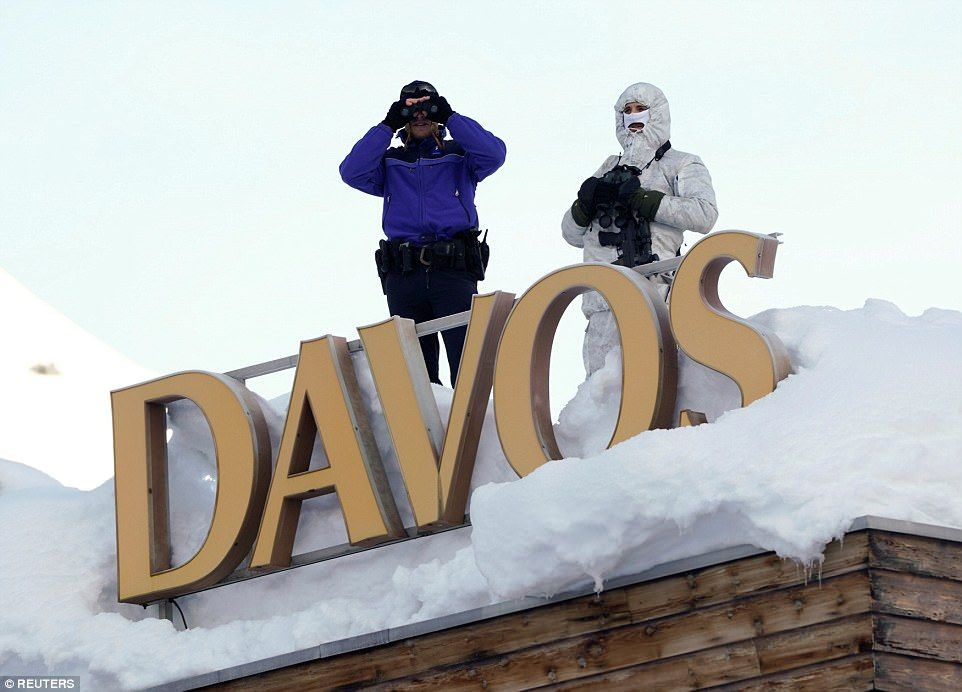 Trump Storms Davos Calling For Great Peace And Great Prosperity Davos Ski Resort Skiing
