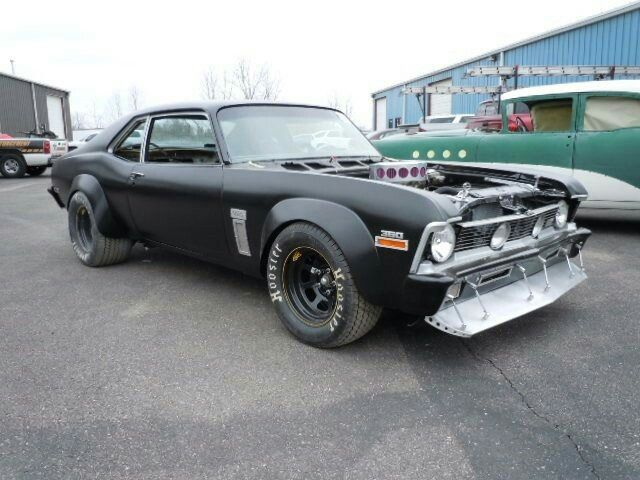 Awesome Wide Body Nova Muscle Cars Classic Cars Muscle Chevy Nova