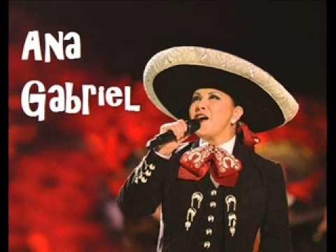 Ana Gabriel Mariachi
