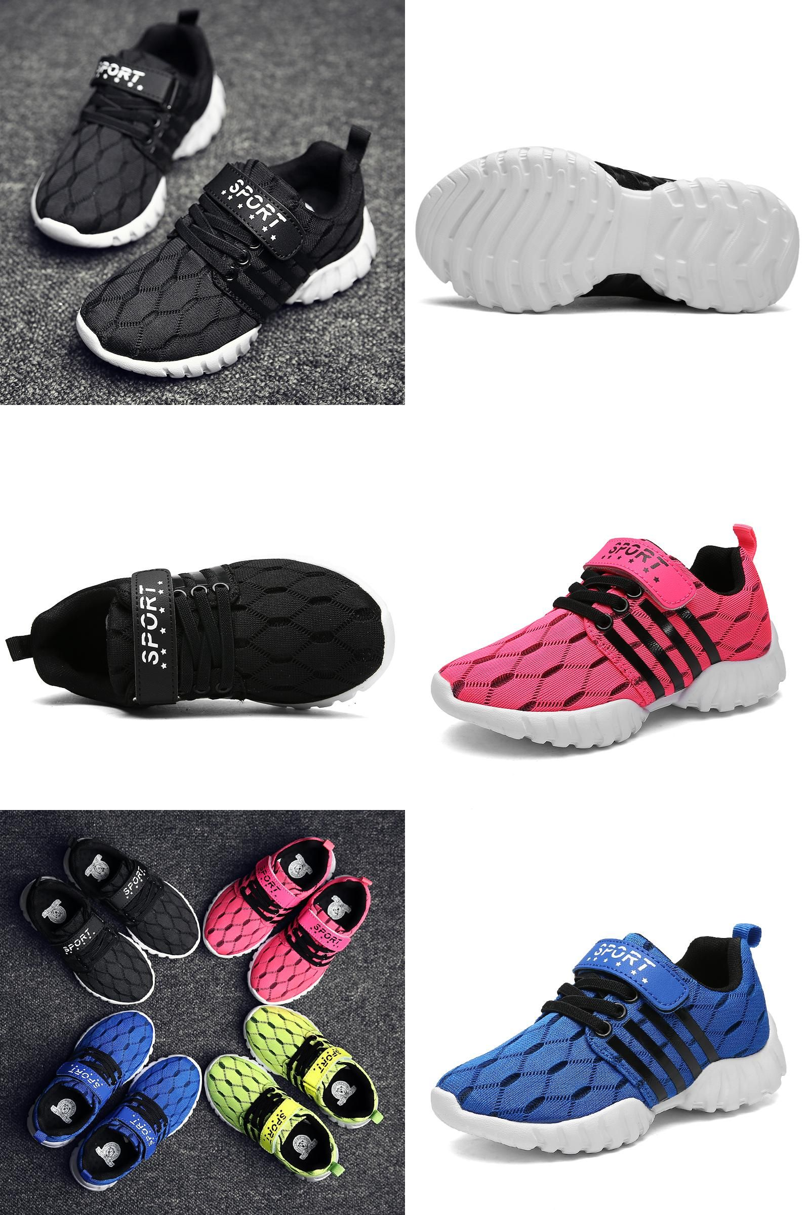 Visit to Buy Socone New Spring Kid s Running Sneakers Breathable