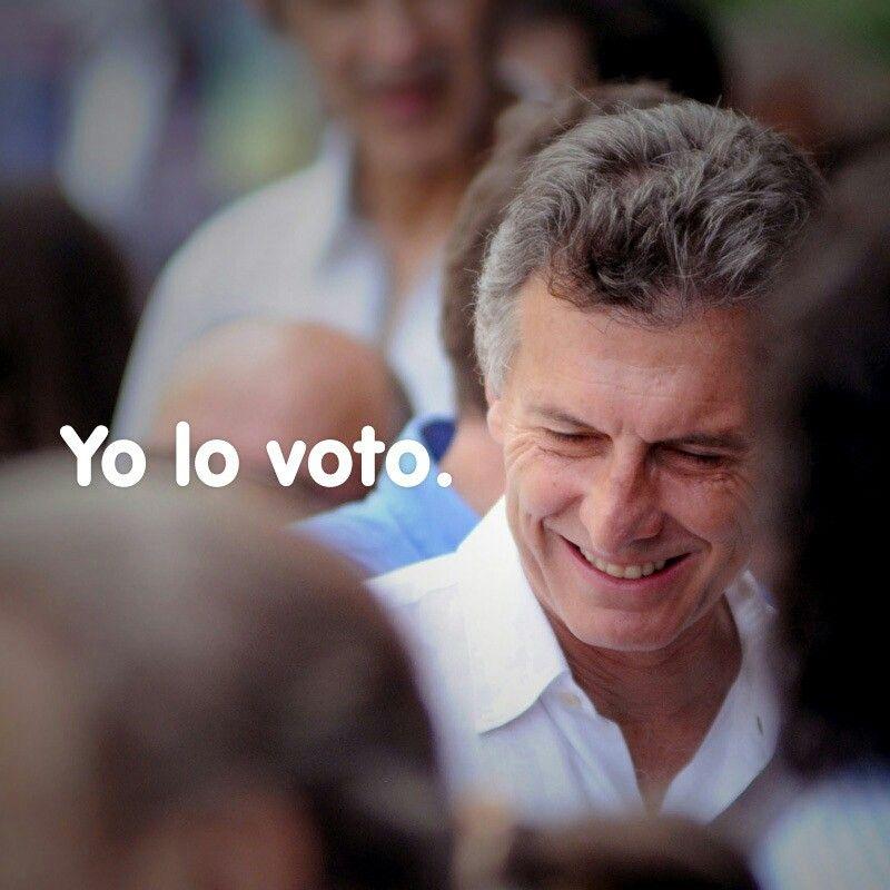 Yo lo voto.