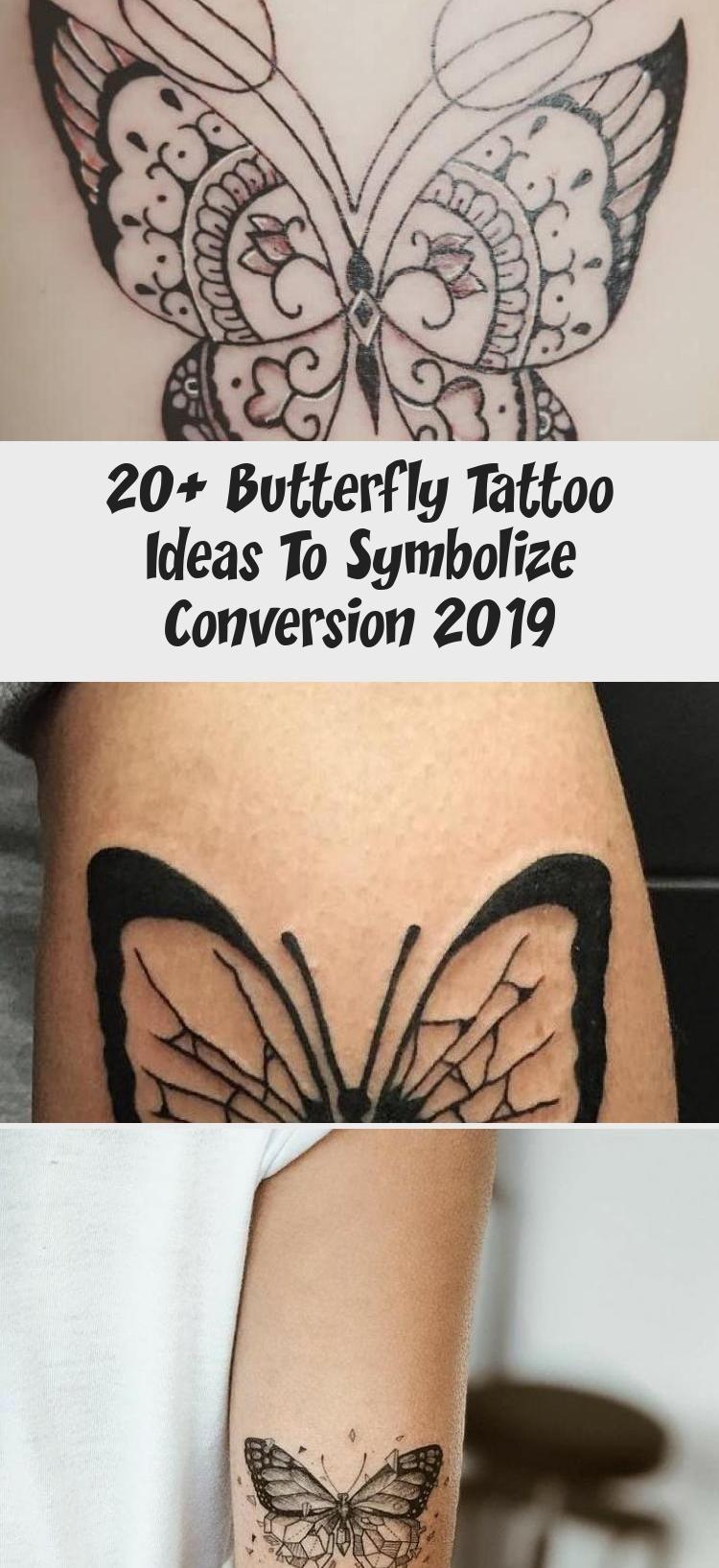 Photo of 20+ idées de tatouage de papillon pour symboliser la conversion 2019 – Meilleurs tatouages