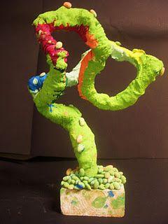 super cool sculpture project art jh hs ideas school art rh pinterest com  cool snow sculpture ideas