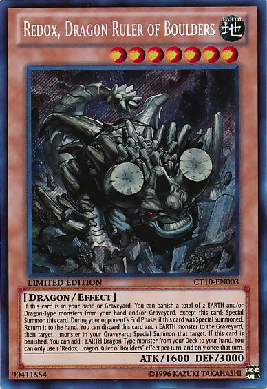 Redox, Dragón Señor de los Peñascos