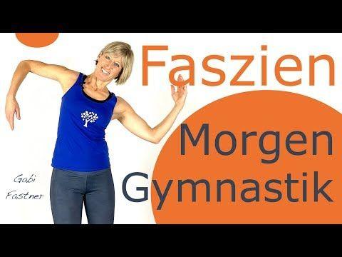 �10 min. Morgengymnastik als Faszientraining, ohne Geräte fit in 2020
