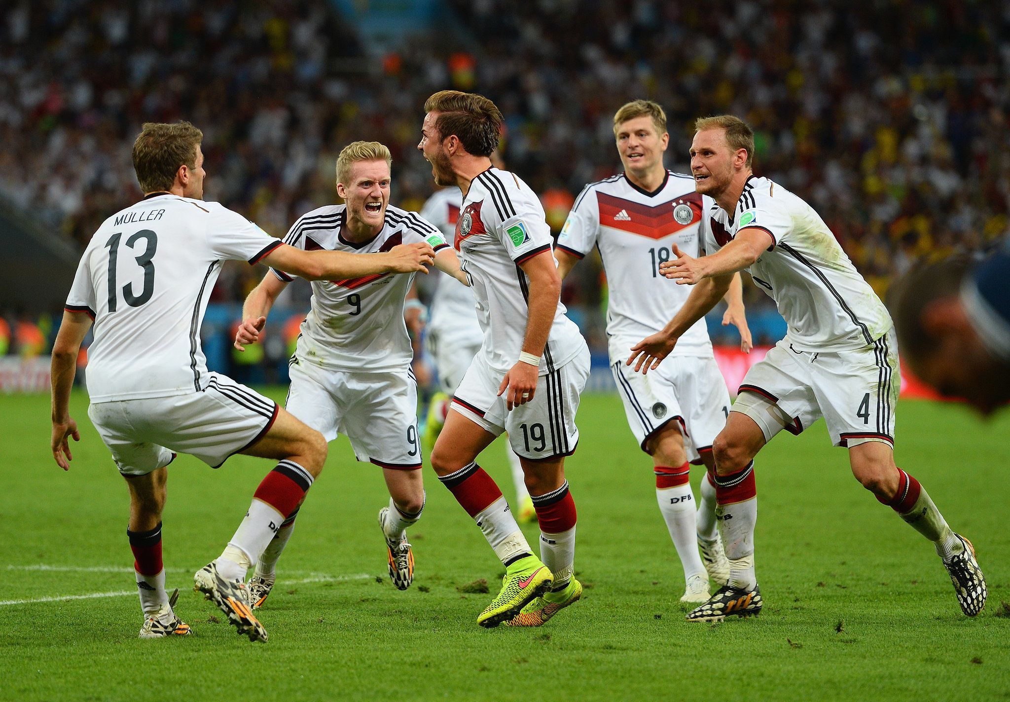 Celebrity Entertainment The Most Emotional Moments From The World Cup Final World Cup 2014 World Cup Fifa World Cup