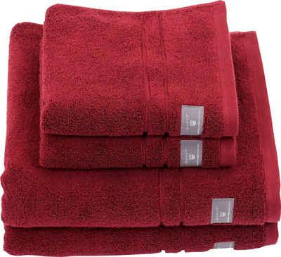 Gant Handtucher Premium 2 St Hochwertiges Zero Twist Garn On