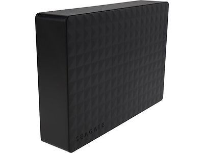 "Seagate Expansion 8TB USB 3.0 3.5/"" Desktop External Hard Drive STEB8000100 Black"