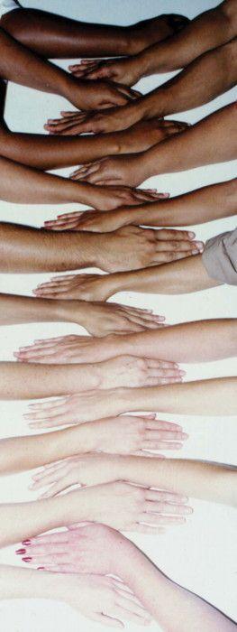 My race? Human.