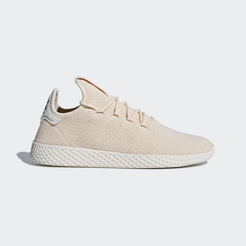 Pharrell Williams x adidas Tennis HU Linen | Sneakers mode ...