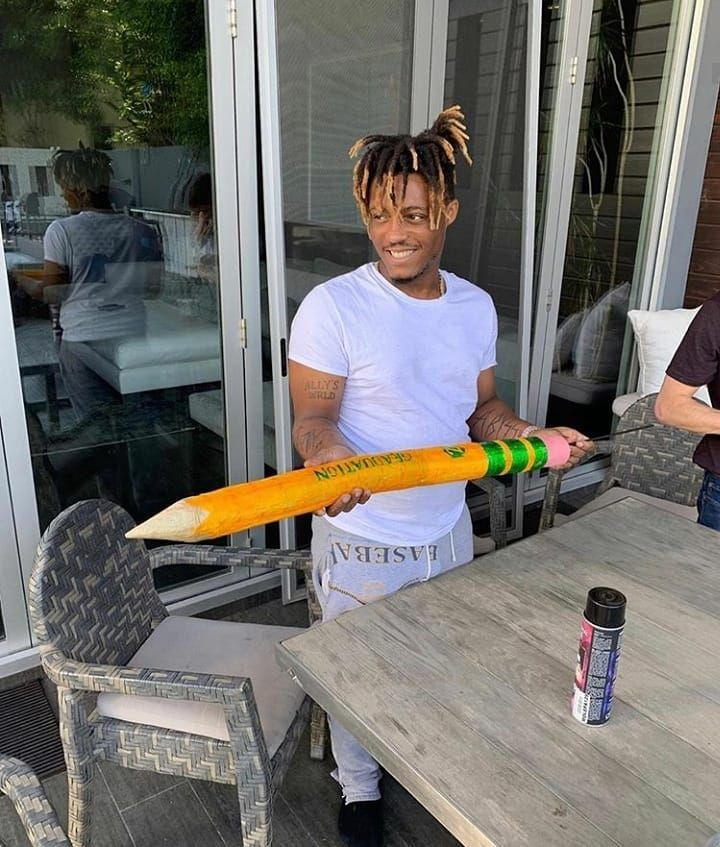 "Juice WRLD 9 9 9 on Instagram: ""Missing you alot rn bro�� Come back juice, we need you 999 shit for life brotha��"""
