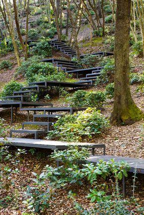 40 Cool Garden Stair Ideas For Inspiration Garden Stairs