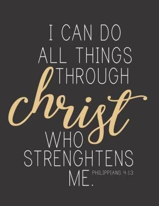 Basketball Christian I Can Do All Things Through Christ Who Strengthen Keychain