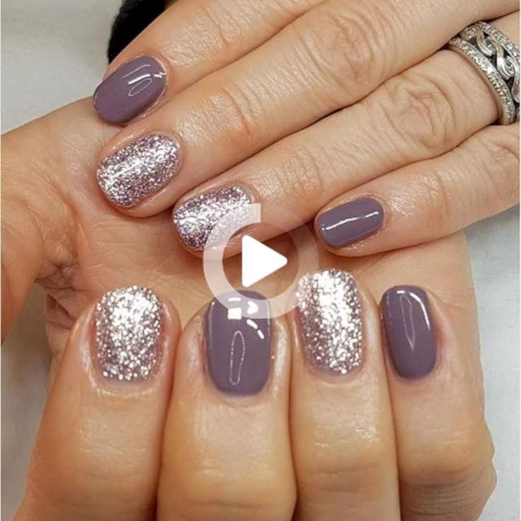 Favorite Color For Nail Art Design In Winter 01 #nails #naildesign #na