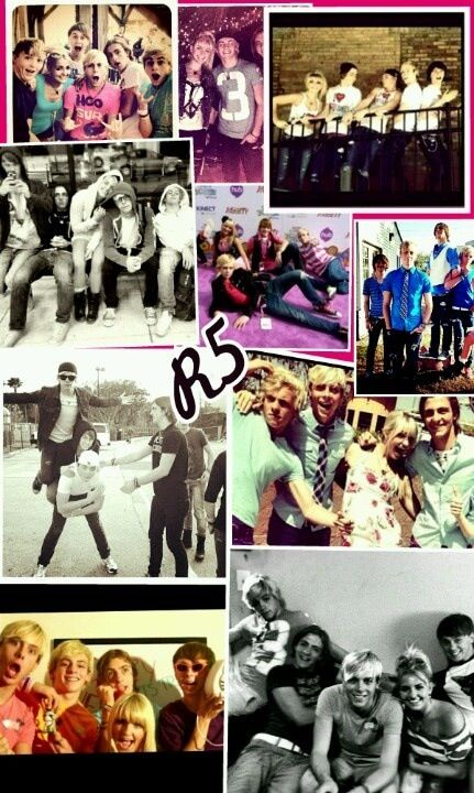 There are no words to describe how much I love R5.<3