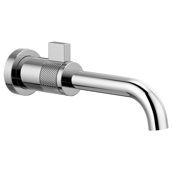 Faucet Brizo Litze Wall Mount Lavatory T65735lf Pc Chrome Wall Mount Faucet Bathroom Bathroom Faucets Brizo