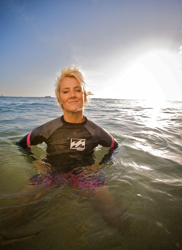 K kennelly surfer