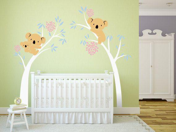 Nursery Decor Baby Room Home Wall Vinyl Decal Bedroom Livingroom DIY ...