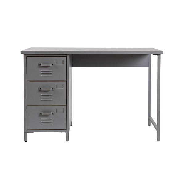 Woood Kids Max Vintage Metal Desk In 2020 Vintage Metal Desk Metal Desks Furniture