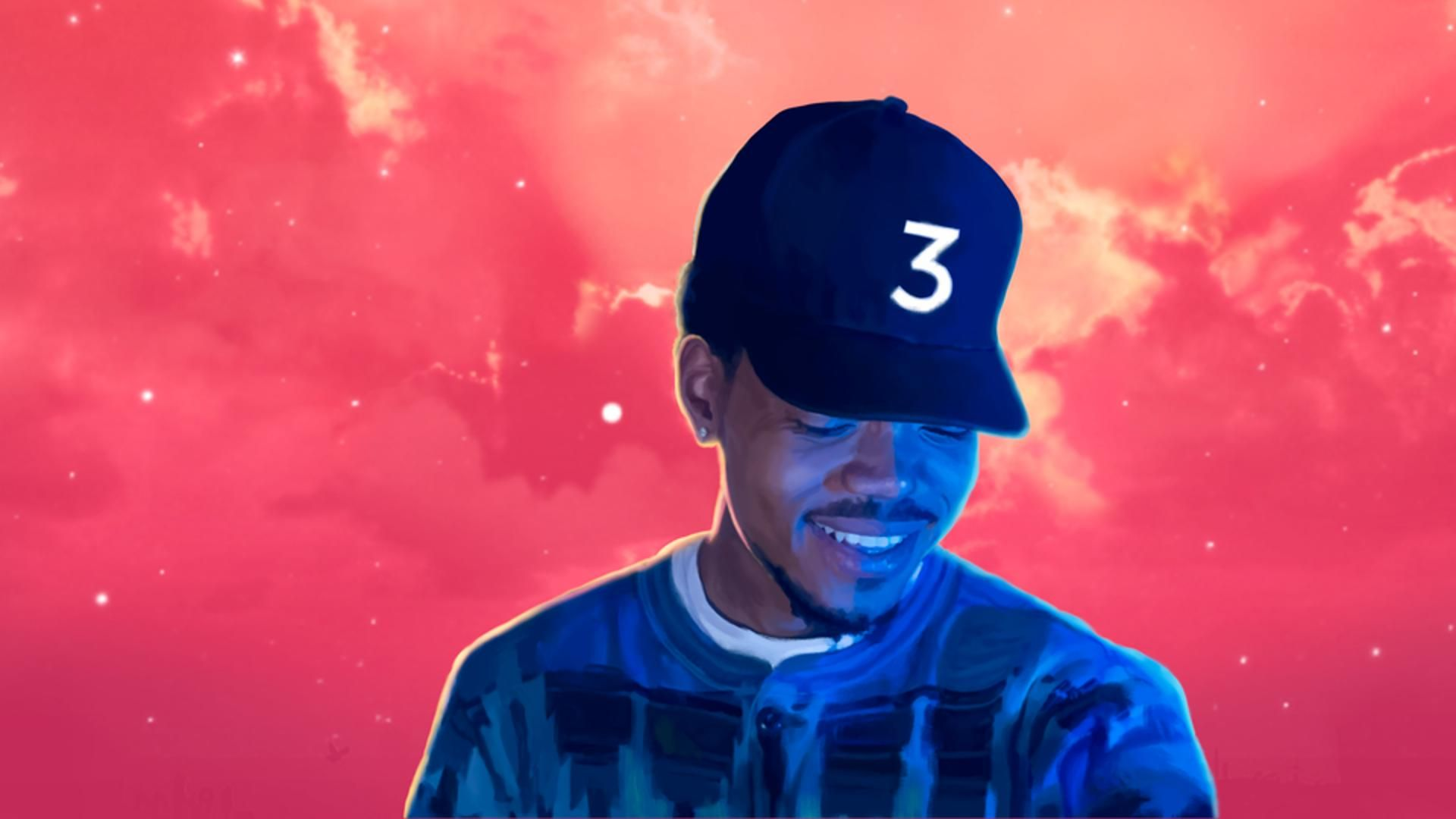 Chance 3 1920x1080 Followme Cooliphone6case On Twitter Facebook Google Instagram Linkedin Blogge Coloring Book Album Mixtape Cover Chance The Rapper