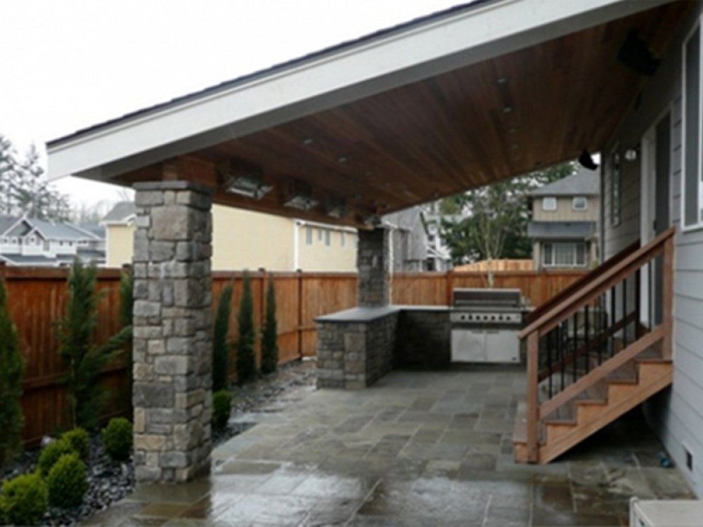 Covered Patios Designs Here39s A Covered Patio Design