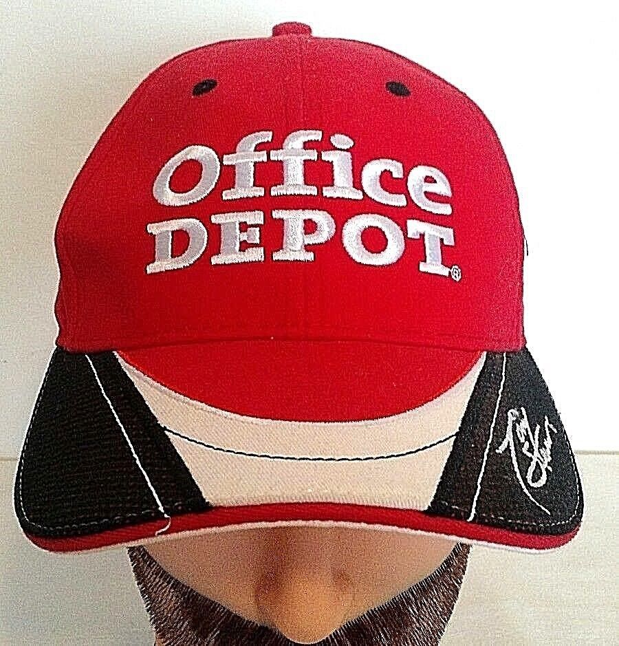 Tony Stewart  14 HAT CAP CHAMPION Office Depot Mobile Racing Old Spice  NASCAR  WinnersCircle  StewartHaasRacing e671fe46cdc2