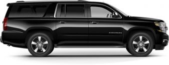 The 2018 Suburban Offers Up To 3 Rows Of E For Pengers Amenities That Make This Large Suv Stand Out