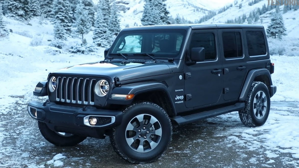2019 Jeep Wrangler Unlimited Owners Manual Jeep Wrangler Sahara
