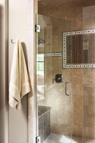 Interior Design, The Cliffs At Walnut Cove, Asheville, NC : Linda McDougald  Design · Bathroom RenovationsCliffBathroom ...