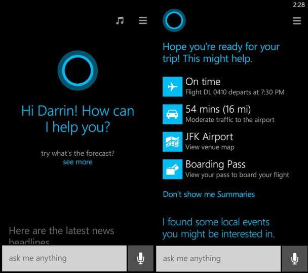 Windows Phone 8.1 llega en junio