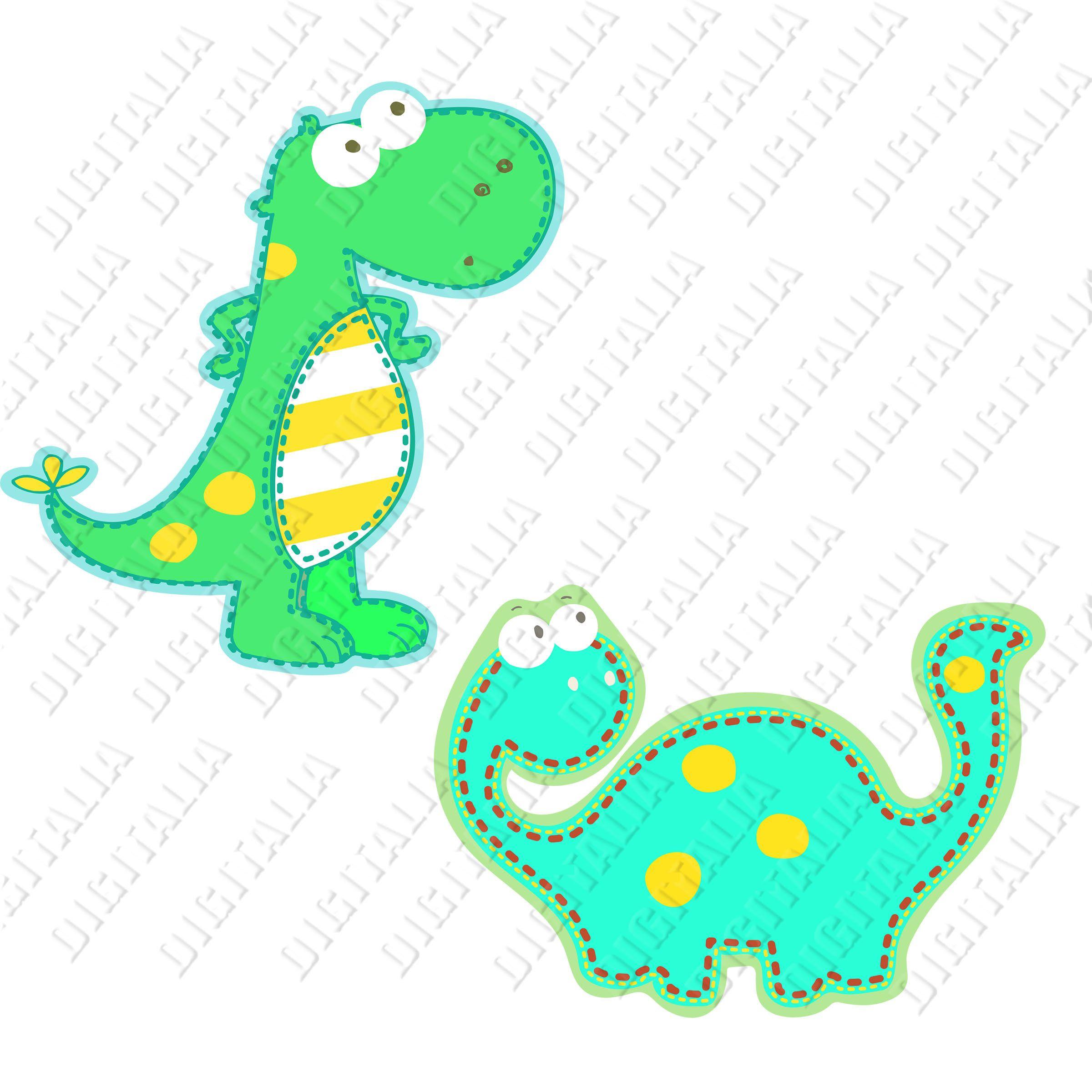Cute Dinosaur Clipart Dinosaur Svg Jpeg Png With Transparent