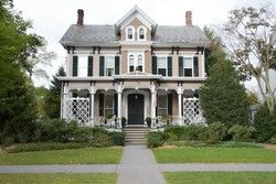 1860 Victorian In Belvidere Nj Historic Homes For Sale Victorian Homes Historic Homes