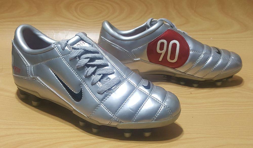 OG 2003 NIKE Air Max Total 365 Trainers Football Cleats Legend Mania Bnib 90 Ds