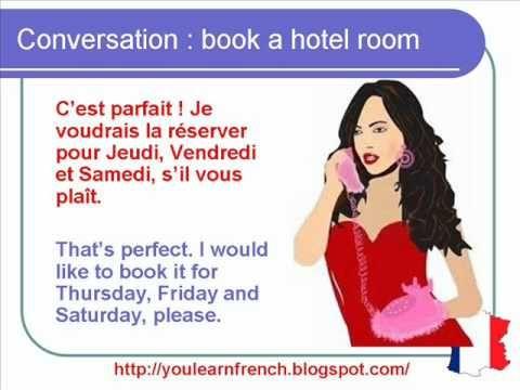 reservation hôtel par telephone