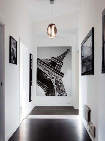 A decorar los pasillos El pasillo, Pasillos y Ideas para