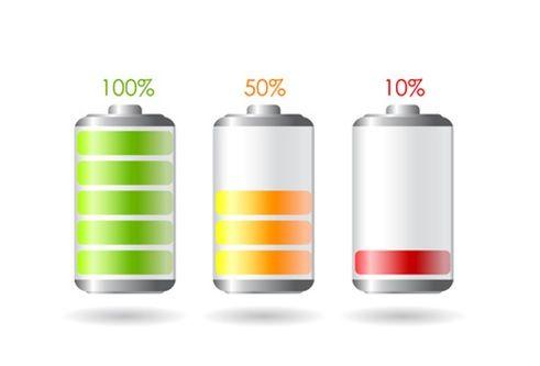 Batería Android: Cómo ver porcentaje de carga en la barra de menús