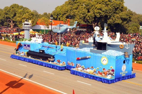 Tableau Of Indian Navy Https Www Facebook Com Photo Php Fbid 318035108317055 Republic Day Parades Day