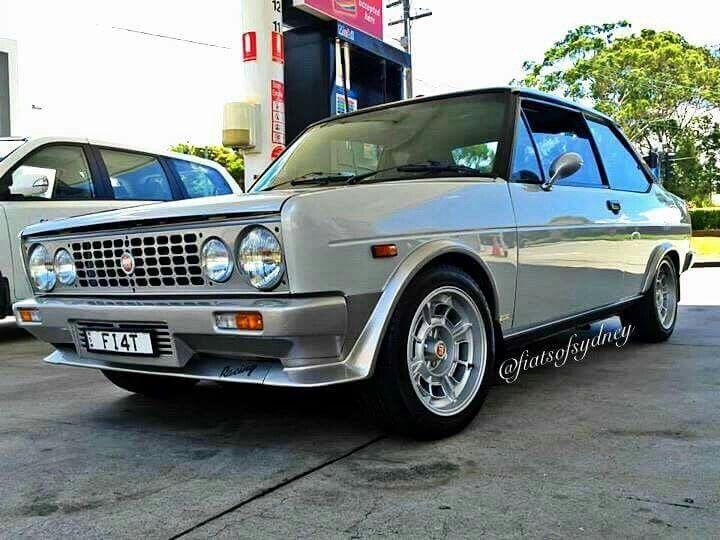 Fiat 131 Racing
