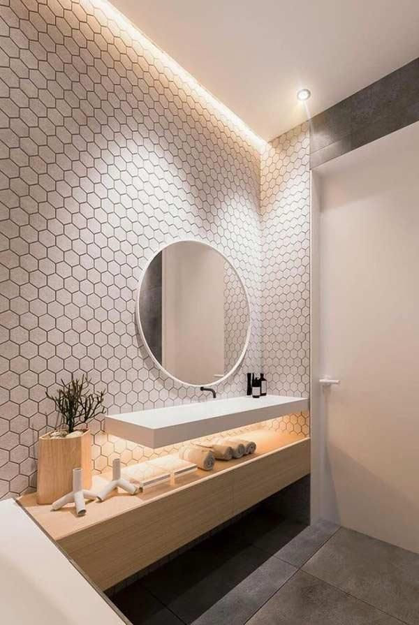 Photo of Bathroom ceramics: complete visual guide to be inspired – new decoration styles