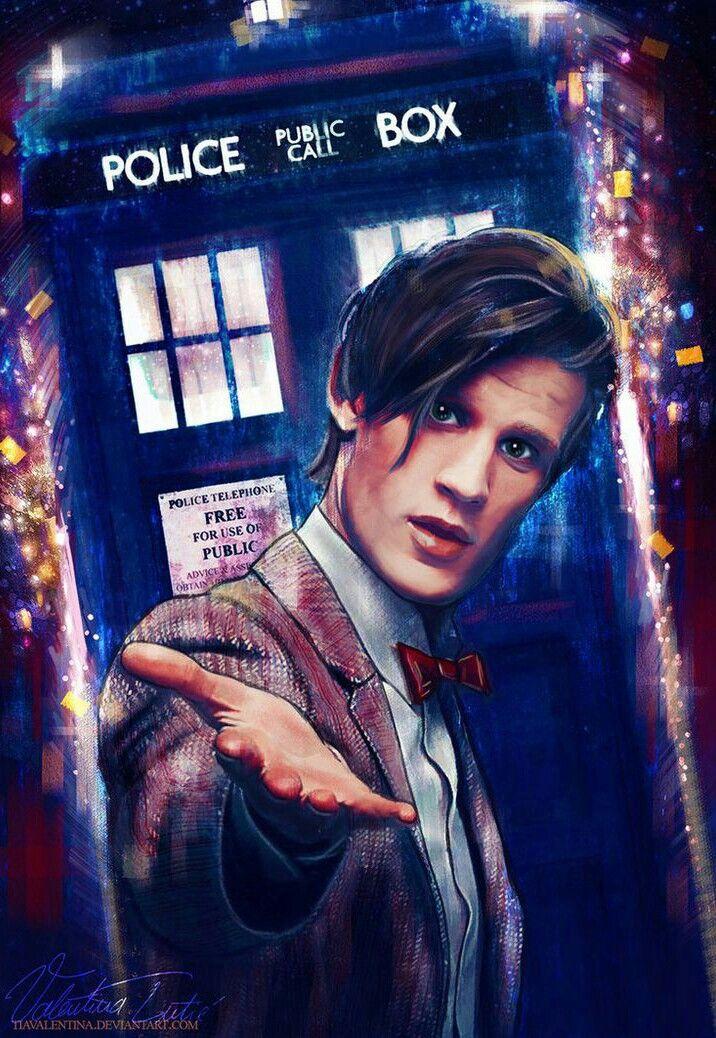 Doctor 11 Matt Smith Doctor Who Art Doctor Who Doctor Who Wallpaper