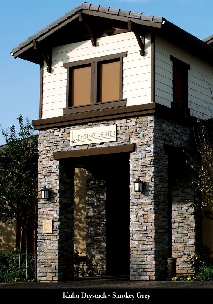 All Projects Idaho Drystack Coronado Stone Manufactured Stone Outdoor Decor