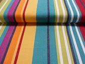 Deckchair fabric