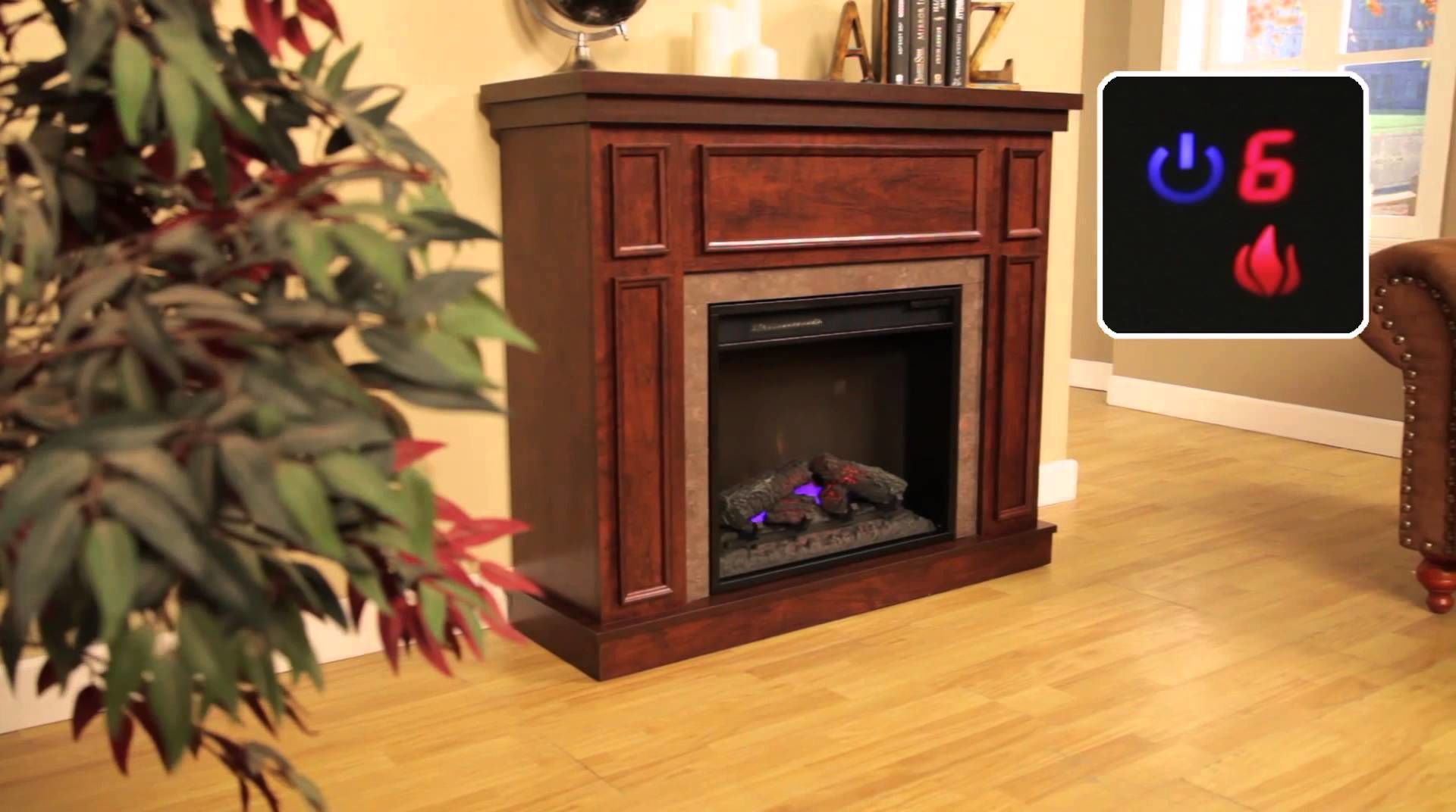 Hampton Bay Electric Fireplace - http://officebrokers.info/hampton-bay-electric-fireplace/