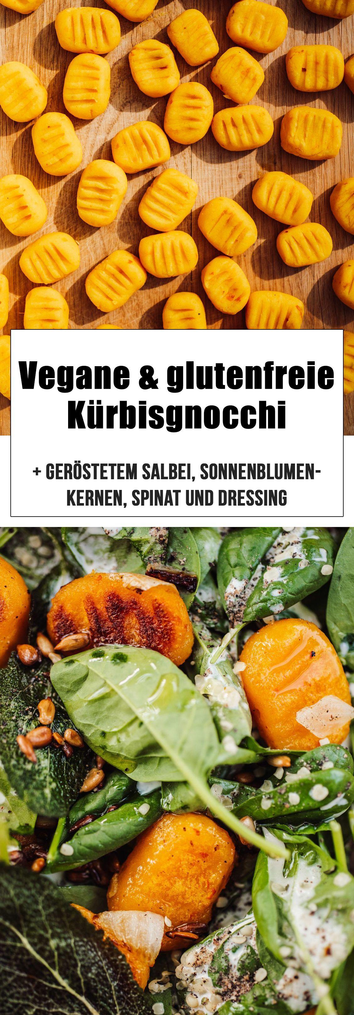 Kürbisgnocchi einfach selbermachen #herbstgerichte