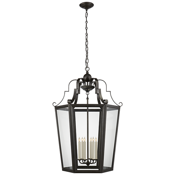 Francoise Xlarge Lantern By Ralph Lauren Circa Lighting Large Lanterns Lanterns Exterior