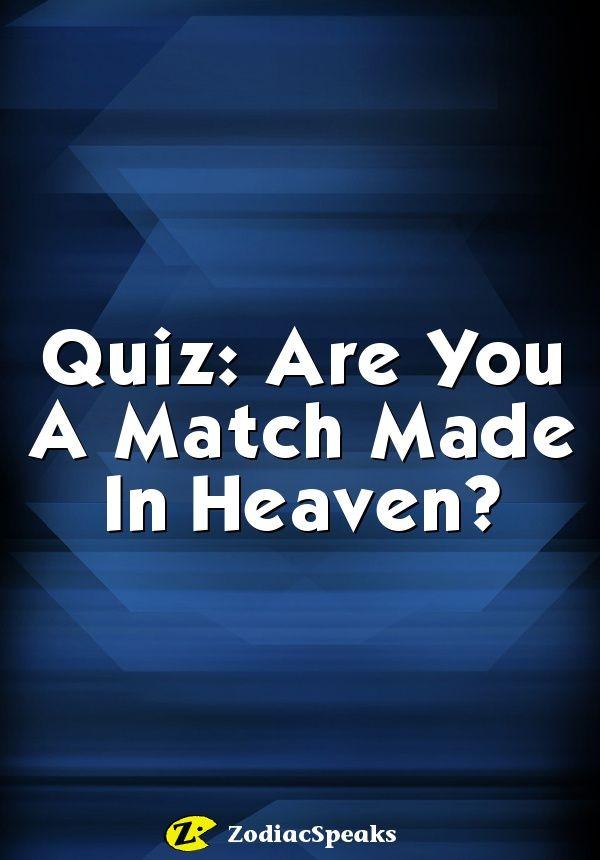 zodiac match quiz