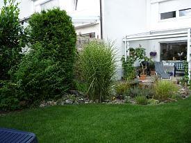 reihenhausgarten mediterraner gestalten-p1030549 | garten, Garten und Bauen