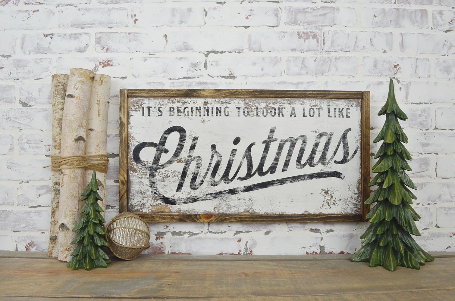 Image result for it's beginning to look like christmas signs