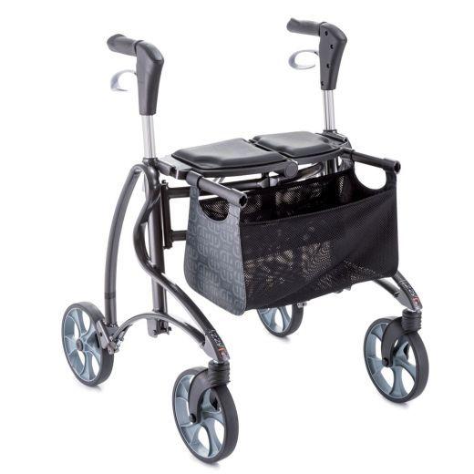 Invacare Jazz 2 Rollator Gehhilfe Alu-Leichtgewicht-Rollator Jazz 510 + 610