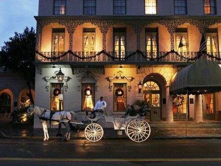 Downtown Charleston Sc Hotels In Historic South Carolina Mills House